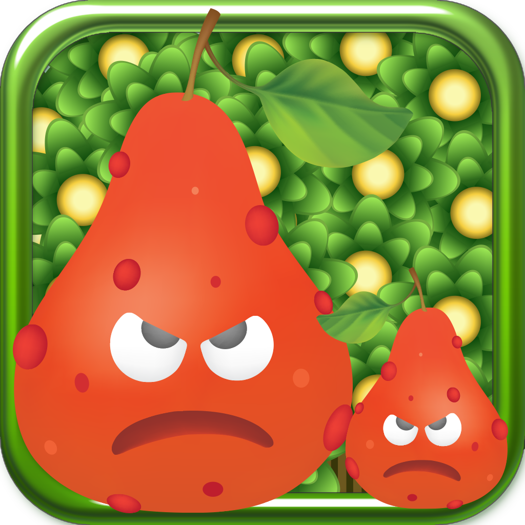 Angry Bouncy Pear Adventure Pro