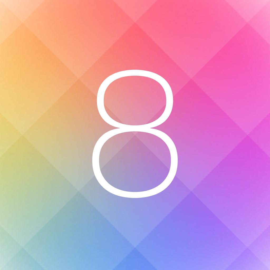 壁纸 for iOS 8
